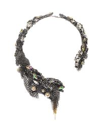 Vickisarge - Multicolor Nico Collar Necklace - Lyst