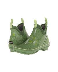 Bogs - Green Harper Batik - Lyst