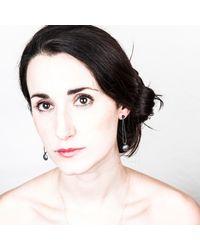 Becky Dockree Jewellery - Metallic Amethyst Drops Earrings - Lyst
