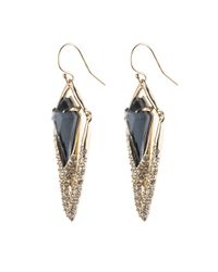 Alexis Bittar - Metallic Dangling Kite Wire Earring You Might Also Like - Lyst