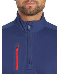 Bobby Jones | Red Xh20 Rtj2 1/4 Zip for Men | Lyst