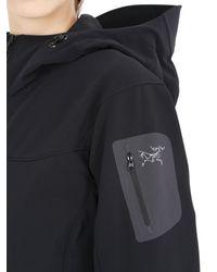 Arc'teryx - Gray Gamma Mx Hoody Jacket - Lyst
