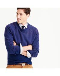 J.Crew | Blue Vintage Sun-faded Sweatshirt for Men | Lyst