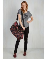 LeSportsac - Multicolor Plaid You Could Make It Weekend Bag - Lyst