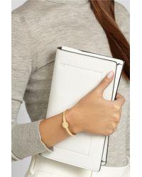 Anita Ko - Metallic 18-Karat Gold Diamond Bracelet - Lyst