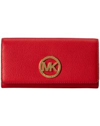 MICHAEL Michael Kors - Red Fulton Carryall - Lyst