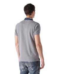DIESEL - Gray T-serpico for Men - Lyst