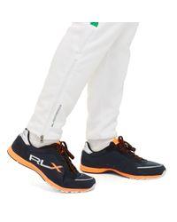 Ralph Lauren - White Tech Fleece Pant for Men - Lyst