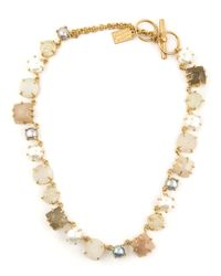 Kelly Wearstler | Natural 'Zinnia Bolo' Necklace | Lyst