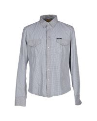 Roy Rogers - Gray Jacket for Men - Lyst