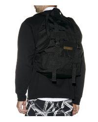 Marc By Marc Jacobs - Black Fake It Til U Make It Samâs Backpack for Men - Lyst