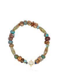 Luis Morais | Multicolor Vintage Beaded Bracelet | Lyst