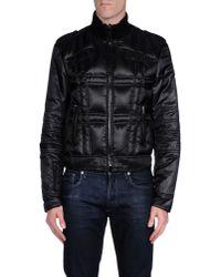Gazzarrini - Black Down Jacket for Men - Lyst