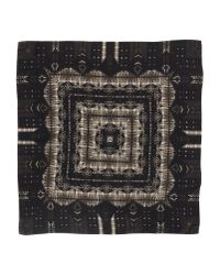 Just Cavalli - Gray Square Scarf for Men - Lyst