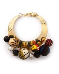 Stella Jean | Metallic Necklace | Lyst