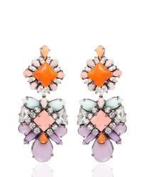 Shourouk | Multicolor Blondi Heroine Earrings | Lyst