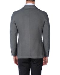 Lardini - Gray Blazer for Men - Lyst
