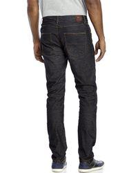 Jeremiah - Black Stewart Corduroy Slim Straight Pants for Men - Lyst