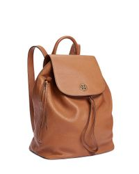 Tory Burch - Brown Brody Backpack - Lyst