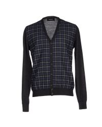 DSquared² - Gray Cardigan for Men - Lyst
