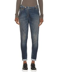 R13 - Blue X_over Jeans - Lyst