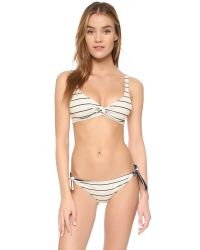 Solid & Striped - Black Jane Bikini Bottoms - Lyst