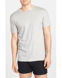 Polo Ralph Lauren - Gray Classic Fit Crewneck Cotton T-Shirt, (3-Pack) for Men - Lyst