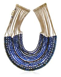Rosantica | Blue Raissa Necklace | Lyst