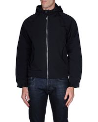 Aspesi | Blue Jacket for Men | Lyst