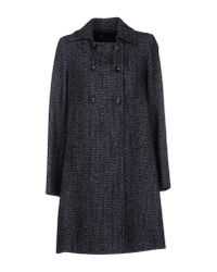 Fontana Couture | Blue Coat | Lyst