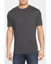 Tommy Bahama - Gray 'Sunday'S Best' Island Modern Fit Crewneck T-Shirt for Men - Lyst