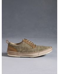 John Varvatos | Natural Redding Oxford for Men | Lyst