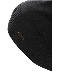 BOSS Orange | Black Cotton Hat: 'katapino' for Men | Lyst