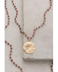 Heather Hawkins - Metallic Oloron Layered Necklace - Lyst