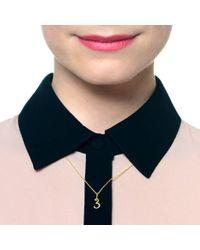 Lulu Frost   Metallic Code Sterling Silver 5 Necklace   Lyst