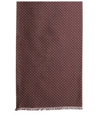 Brooks Brothers | Purple Paisley Silk Scarf for Men | Lyst