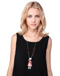 N2 - Brown Necklace / Longcollar - Lyst