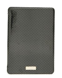 Kate Spade | Black 'tiny Gold Dot' Ipad Air 2 Folio Case | Lyst