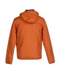Originals By Jack & Jones - Orange Jacket for Men - Lyst