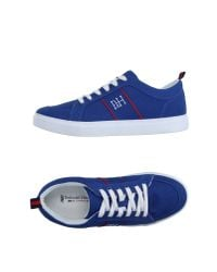 Pedro Del Hierro Madrid - Blue Low-tops & Trainers for Men - Lyst