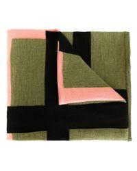 Comme des Garçons - Multicolor Knitted Scarf for Men - Lyst