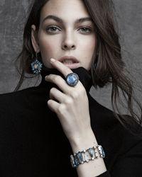 Stephen Dweck | Metallic Multi-stone Pear-shaped Bracelet | Lyst