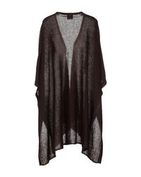 Vero Moda - Brown Cardigan - Lyst