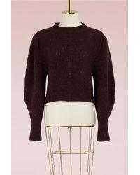 Isabel Marant - Multicolor Elaya Short Sweater - Lyst