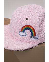 Maison Michel - Pink Hailey Hat - Lyst