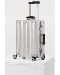 Rimowa - Metallic Classic Cabin S luggage - Lyst