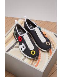 Fendi | Multicolor Flower Sneakers | Lyst
