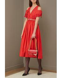 Fendi - Red Kan I Small Bag - Lyst