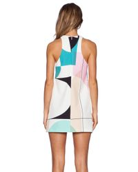 Shona Joy - Multicolor Mies Mini Dress - Lyst