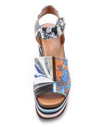 Clover Canyon | Multicolor Brumese Dream Wedges - Multi | Lyst